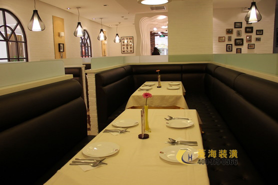 Home restaurant renovation western restaurant casual for 777 hunan cuisine